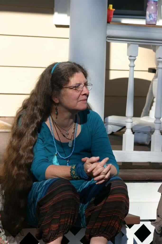 Hilary Oak portrait