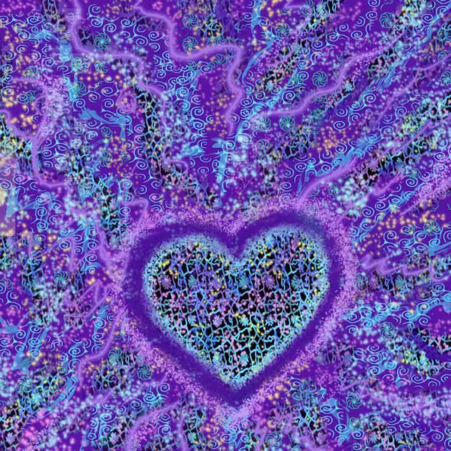 """""""Joyful Heart"""" by Hilary Oak"""