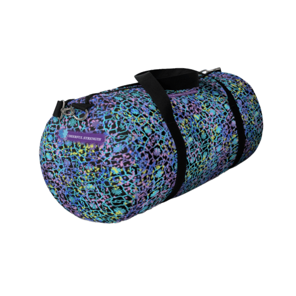 Electric Lace Duffel Right