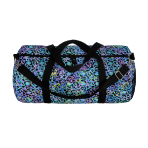 Electric Lace Duffel Bag