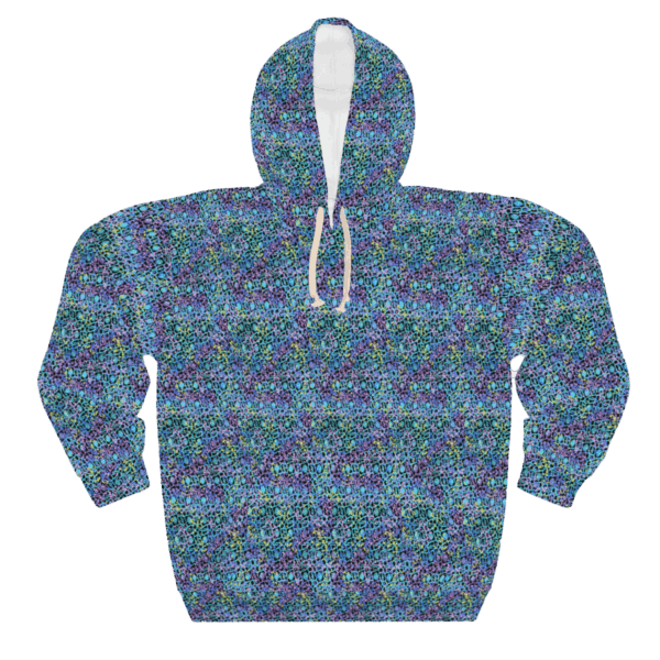 Electric Lace Hoodie