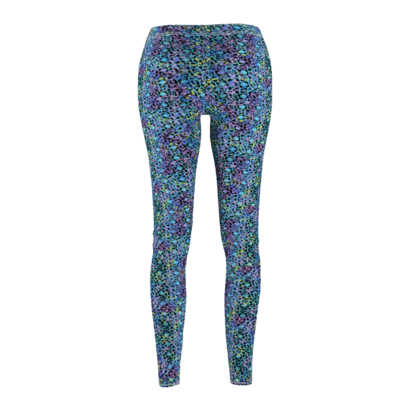 Electric Lace leggings