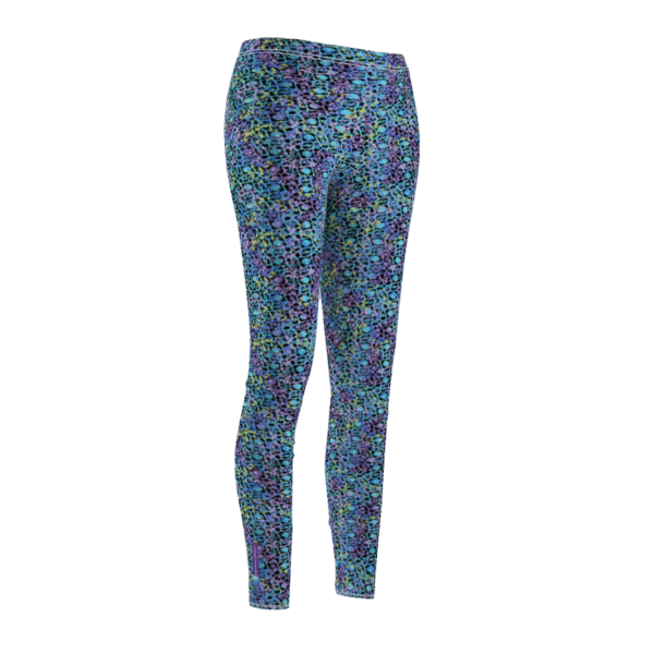 Electric Lace Leggings SideFront