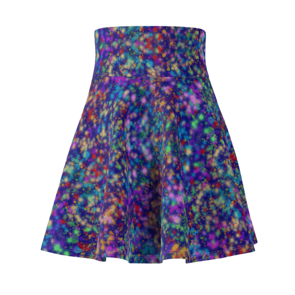 Galactic Con Skirt back