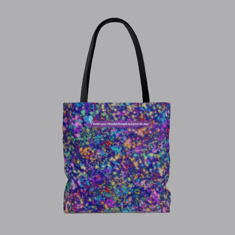 Galactic Con tote bag