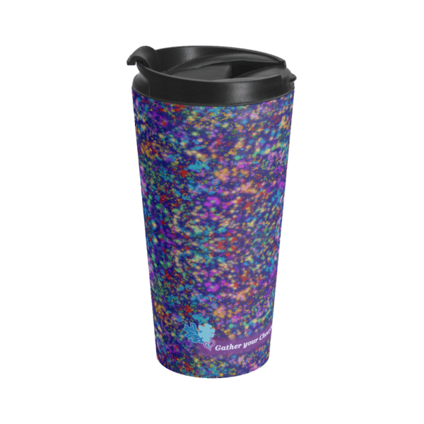 Galactic Con travel cup left