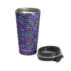 Galactic Con travel cup