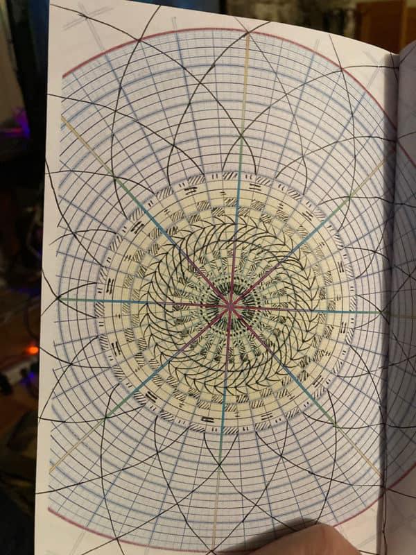 Notebook mandala 1