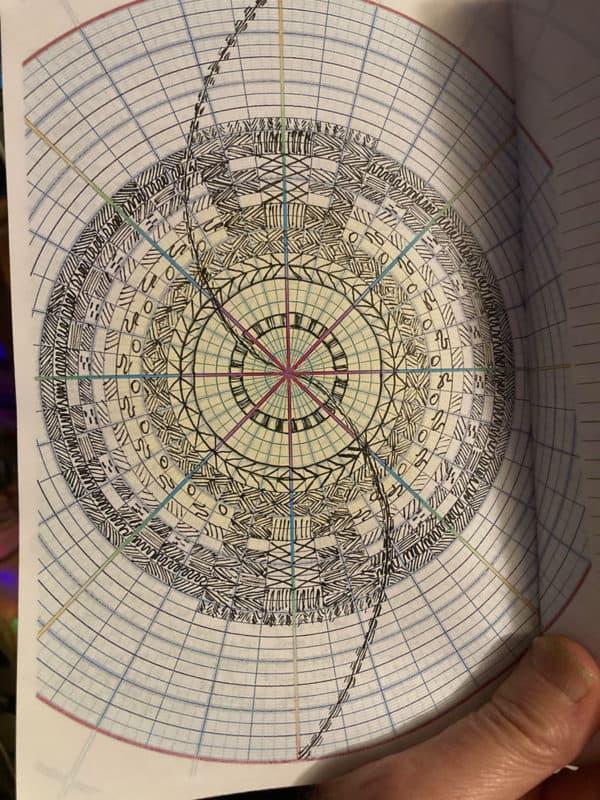 Notebook mandala 4