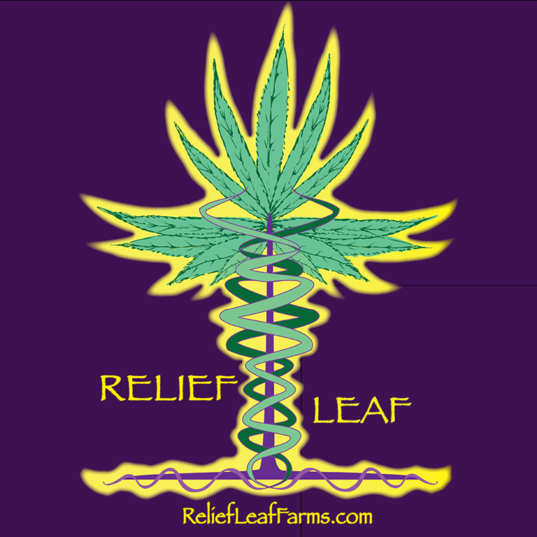 Relief Leaf swatch