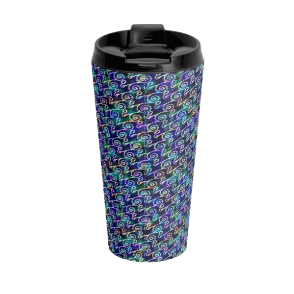 Ripples Travel Cup back