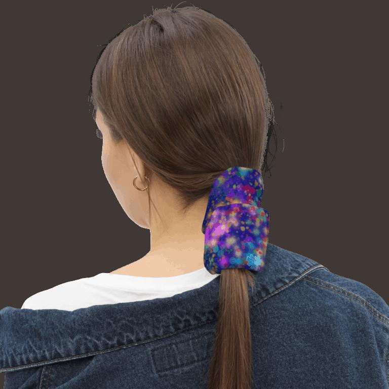 Galactic Confetti Neck wrap