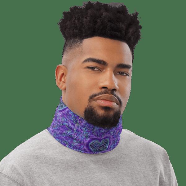 Joyful Heart neck wrap
