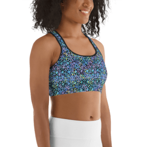 Electric Lace sports top
