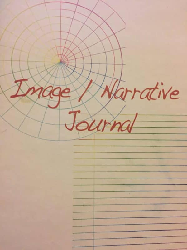 Image Narrative Journal cover